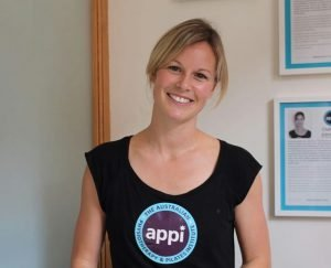 Megan Vickers Is A Pelvic Floor Physiotherapist